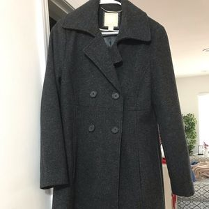 Old Navy trench coat size M